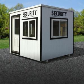 Security Booths, Vendor Units, and Concession Booths from Pine Creek Structures