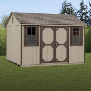 Peak Storage Sheds from Pine Creek Structures