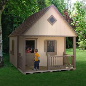 Play Sets & Playhouses from Pine Creek Structures
