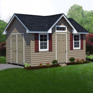 Victorian Sheds from Pine Creek Structures