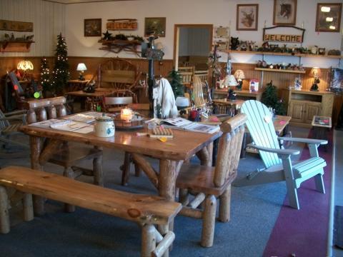 Elk Co. Rustic Furniture