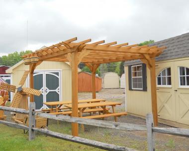 Pergolas by Pine Creek Structures Plainville CT