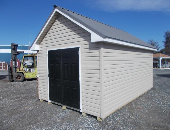 Pine Creek Structures 8x8 Mini Barn HD 26063